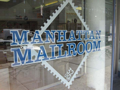 Manhattan Mailroom